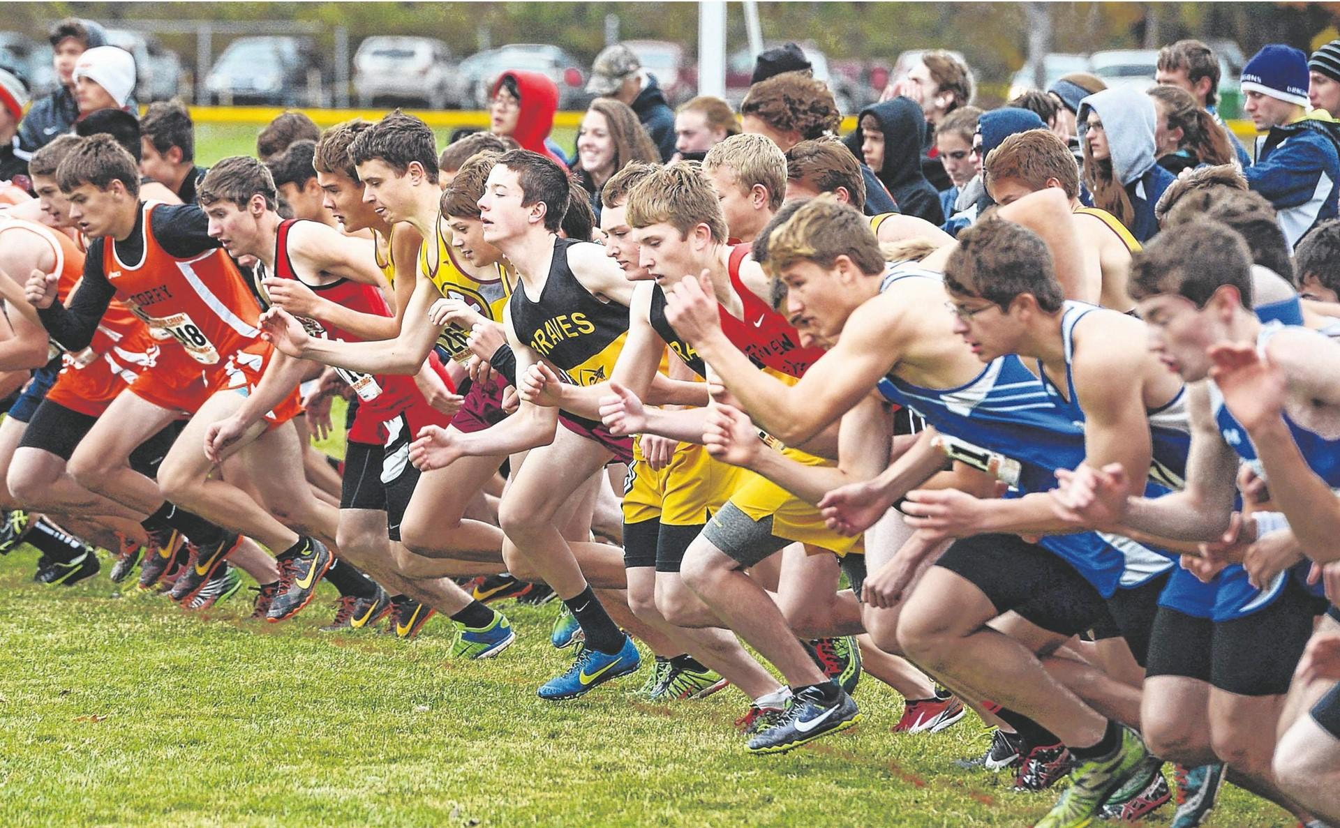 Seneca Varsity Race