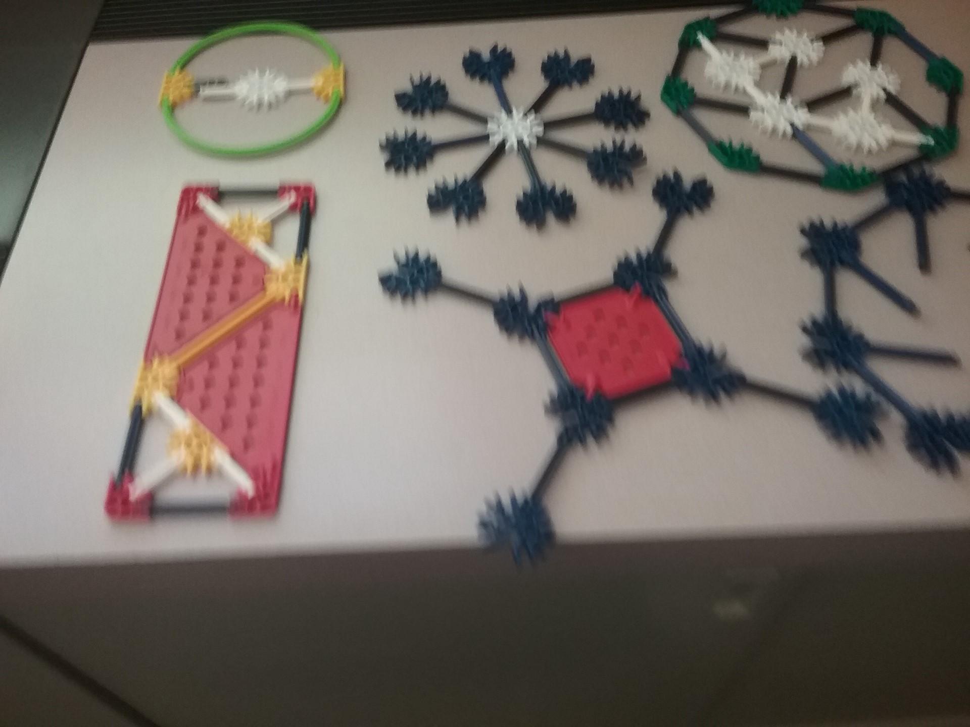 Grade 6 Knex Frisbees
