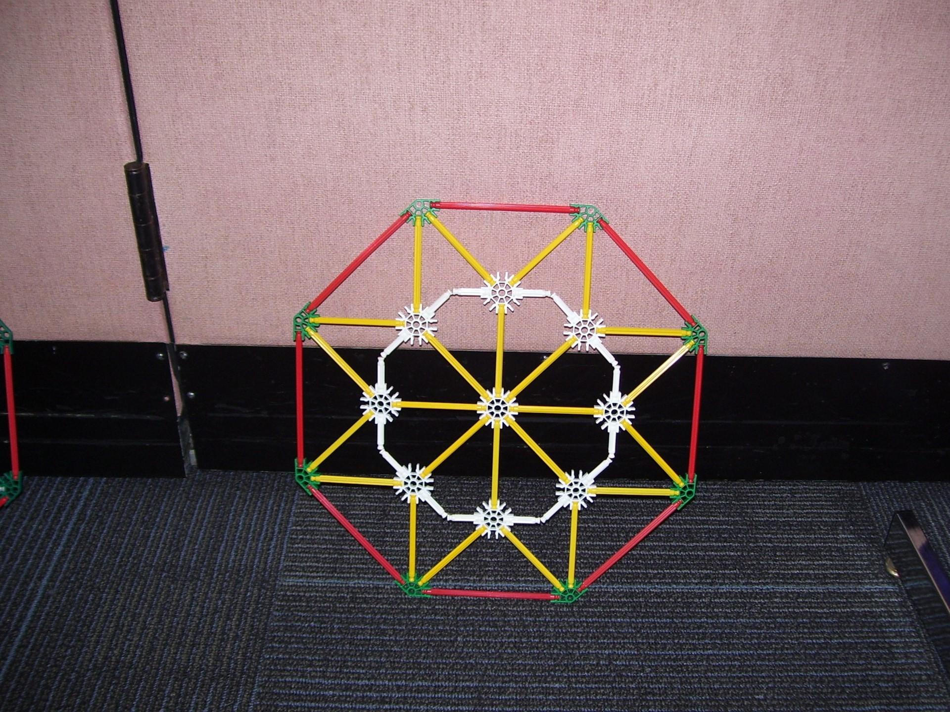 Knex Frisbee Challenge
