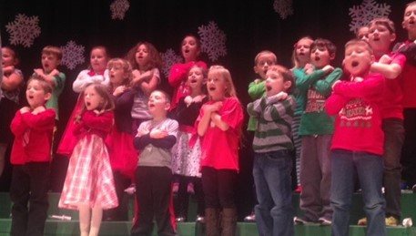 1st & 2nd Grade Christmas Concert