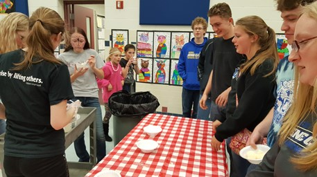 WAEC Art Show & Ice Cream Social