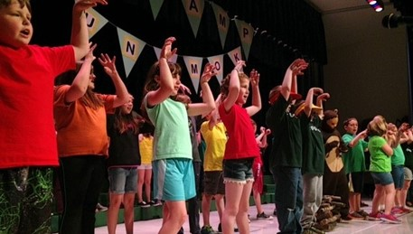 "WAEC Musical ""Summer Camp"""