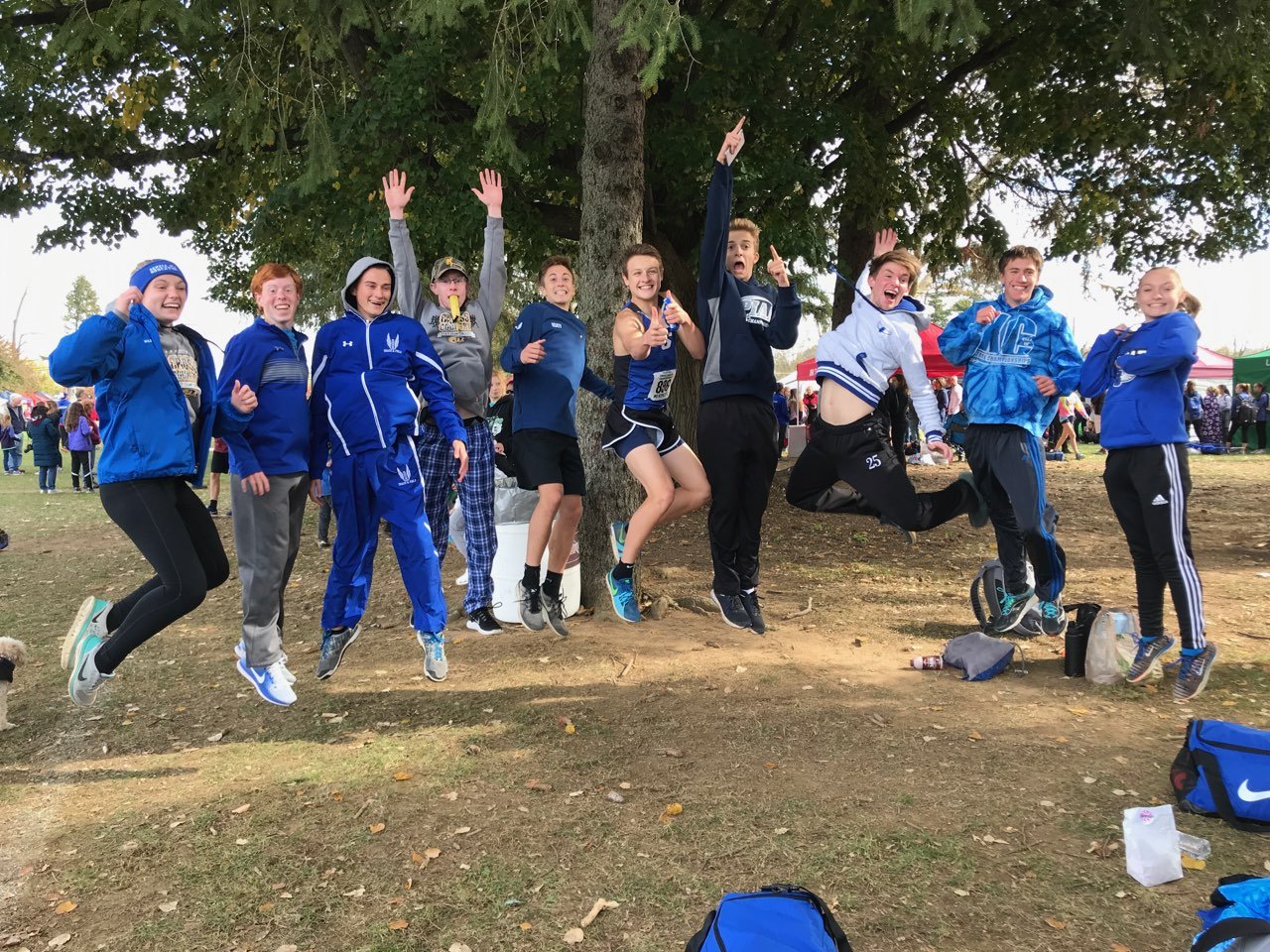 Seneca XC State Competition