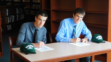 Donovan & Phoenix Myers signing with Eastern Michigan
