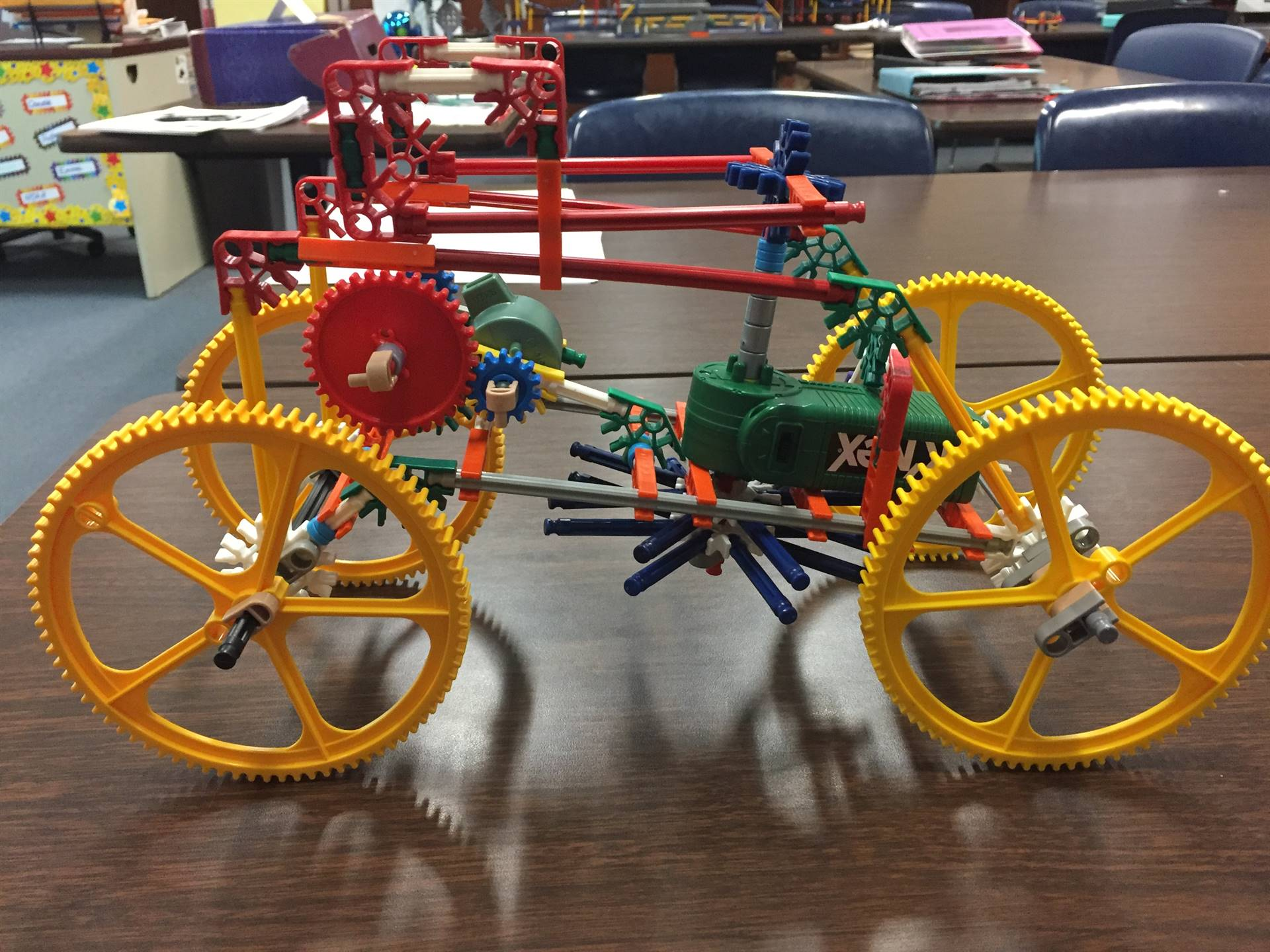 Knex Competition Buggy