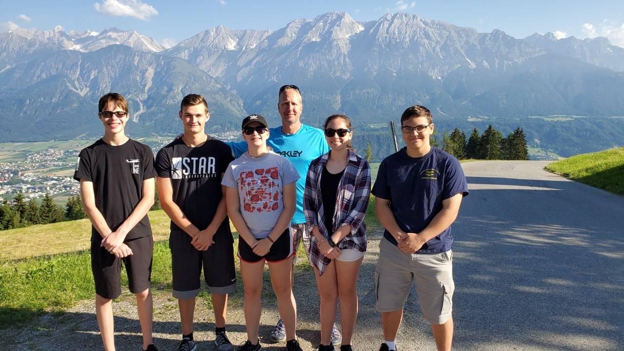 2019 Germany, Switzerland, and Austria trip