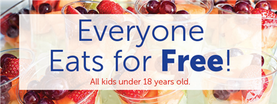 Everyone Eats for Free!